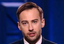 Дмитрий Шепелев - ведущий передачи На самом деле на Первом канале