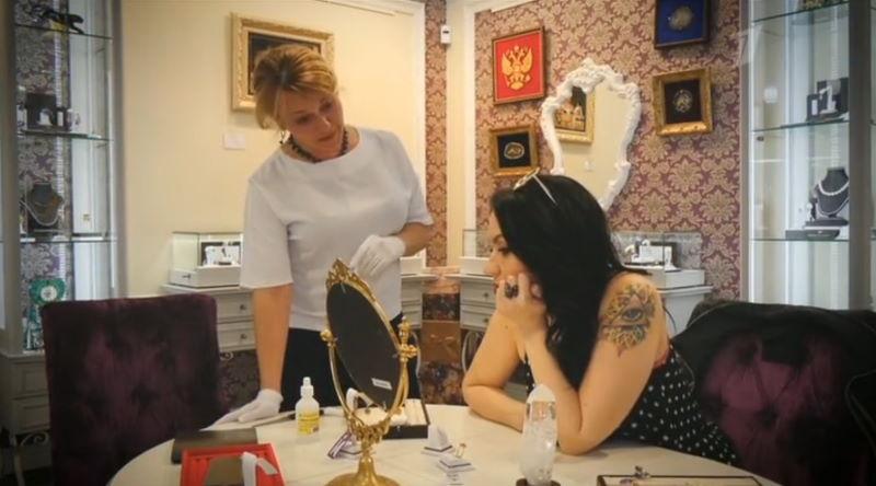 На самом деле с Шепелевым 4.09.2019 - Жену миллионера ограбил молодой любовник?